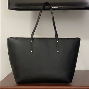 Zoiey Tote - Zippered Shoulder Tote